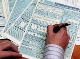 Rellenando impreso declaracion IRPF